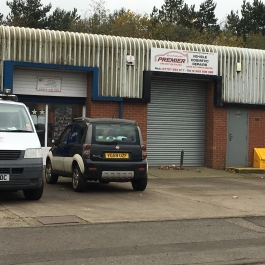 Wingate Grange Industrial Estate, County Durham, TS28 5AH