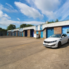 5-8 Thornley Station Industrial Estate